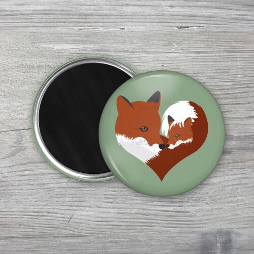 fox-fridge-magnet-deborah-dey
