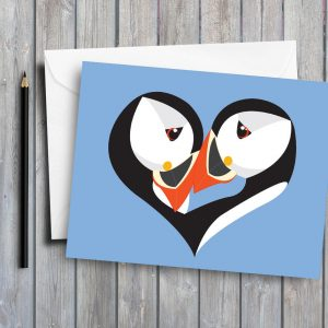 Puffin Love ~ Together Forever