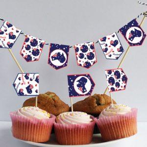 australia-cupcake-flags-bunting