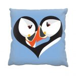 puffin-cushion