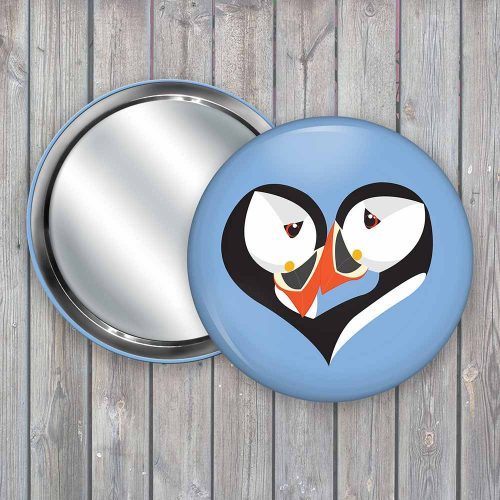 puffins mirror