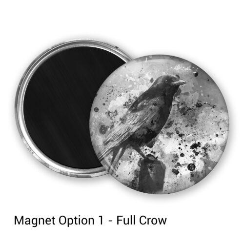 Crow-magnet-deborah-dey