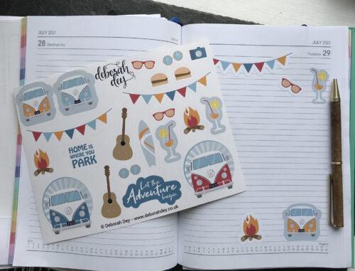 campervan-planner-stickers