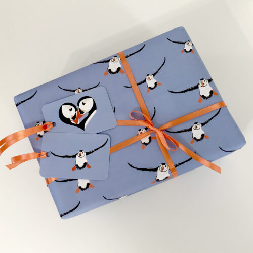puffin-gift-wrap