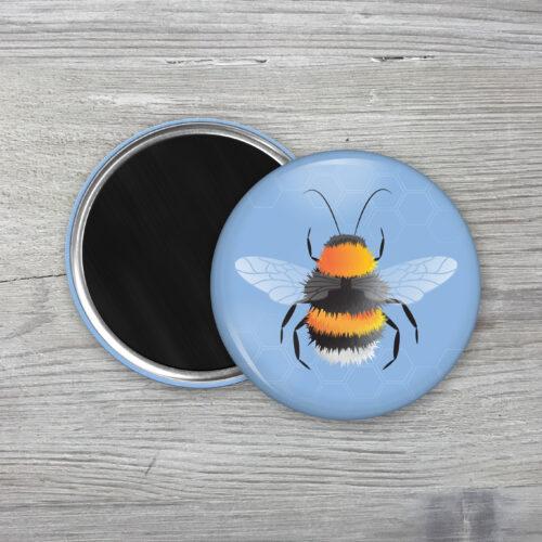 bee-fridge-magnet-deborah-dey