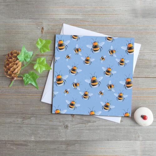 bees-greeting-card-deborah-dey